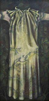 the bride, 2008, oil on linen